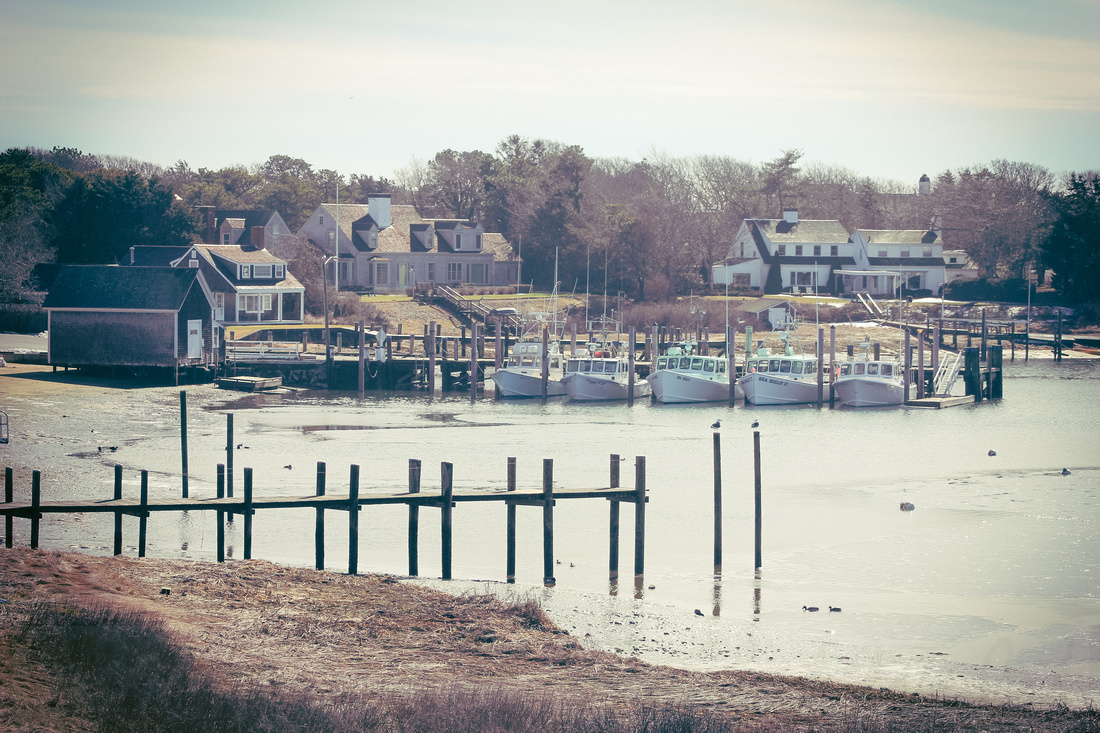 Wychmere Harbor, Cape Cod, Massachusetts